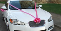 A picture of our Wedding Car available to hire in Ely